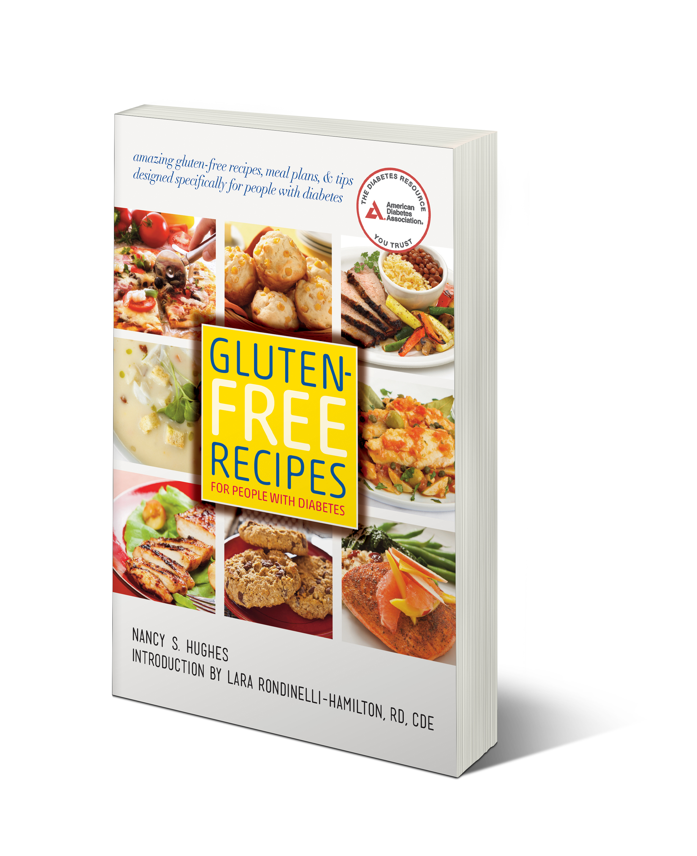 Gluten-Free Recipes for People with Diabetes Cookbook