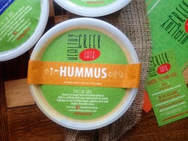 HGE Hummus