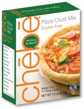 Chebe Gluten Free Pizza Crust Mix
