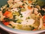 Gluten-Free Chicken NoodleSoup