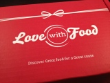 Love With Food + 3 Month BoxGiveaway