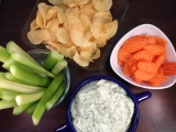 Party Dishes for Super BowlSunday