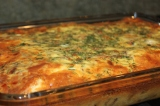 Smoked Salmon Egg Casserole with Potatoes & Dill