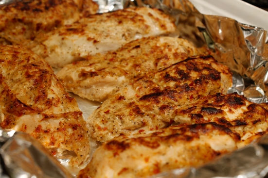 Healthy Baked Chicken