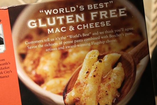 Beecher's Gluten Free Mac & Cheese