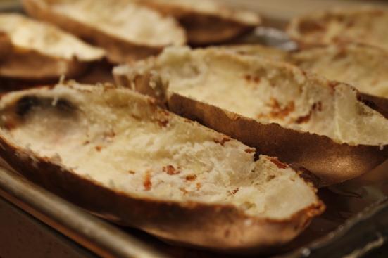 Potato Skin Shells